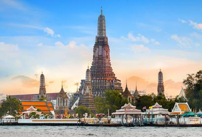 Wat Arun template