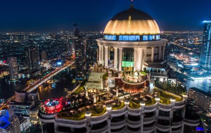 "Lebua wins Travel + Leisure ""World's Best 2019"" award for No. 1 Hotel in Bangkok"