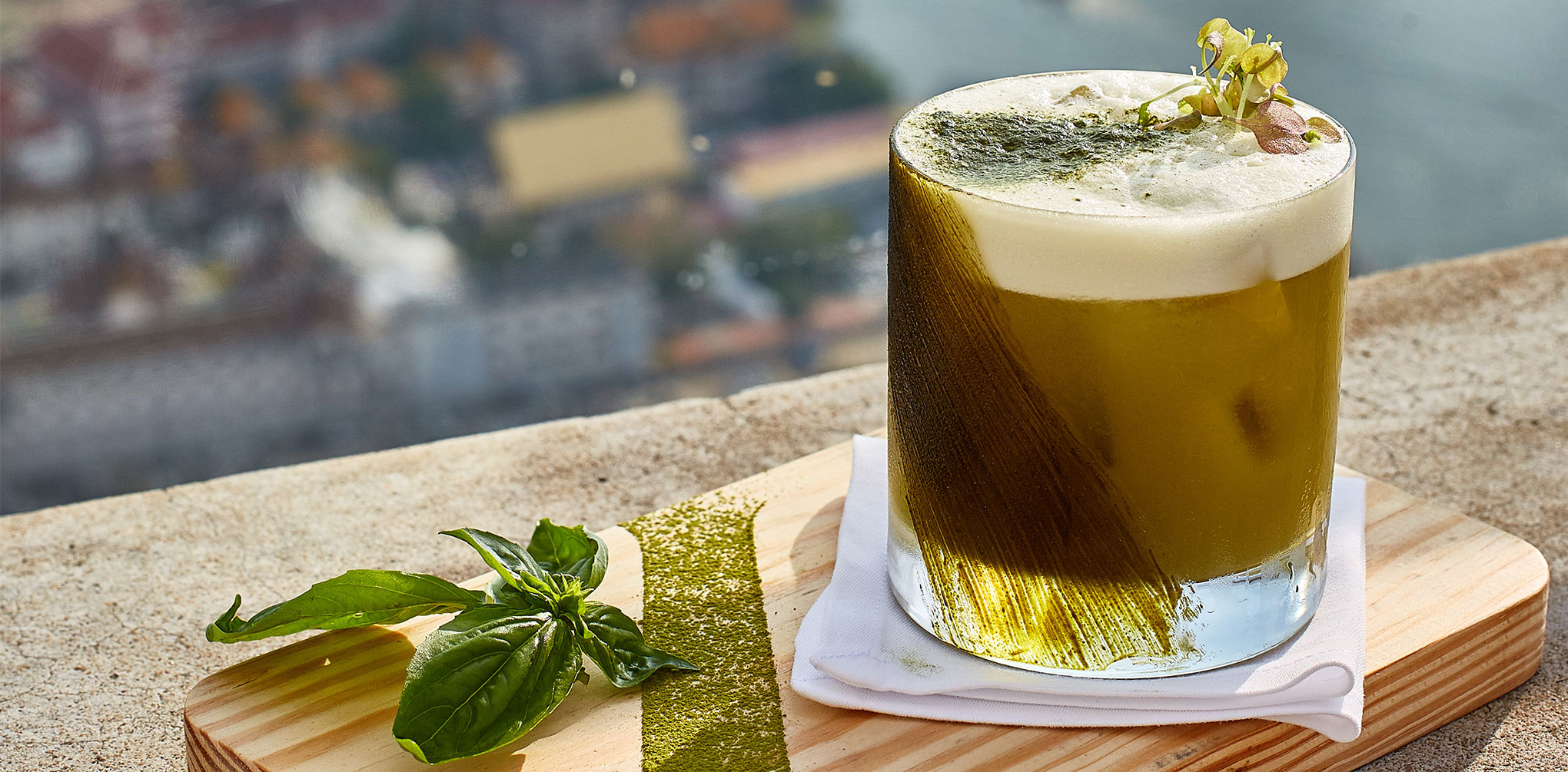 Distil drink