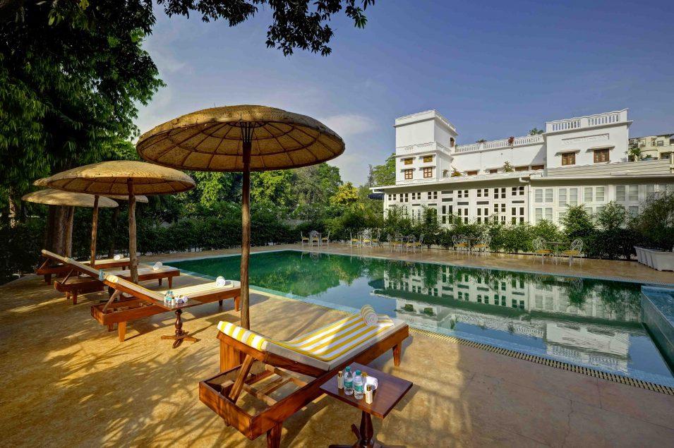 Lebua Lucknow Poolside
