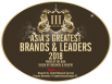 Logo of Asia's Greatest Brands & Leaders 2018